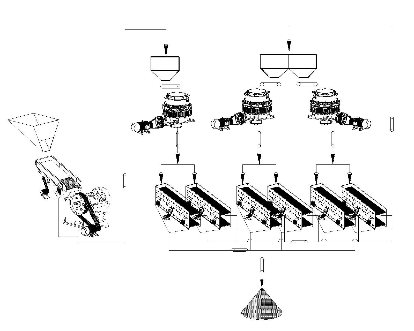 The development history of jaw crusher