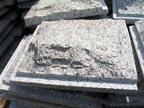 花岗岩的复摆式砂锯运动轨迹分析