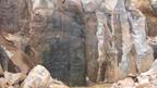 花岗岩的锯切加工设备――框架砂锯