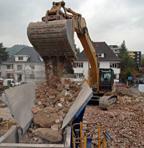建筑垃圾处理模式的分析