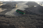 浓缩比对煤粉气流的影响