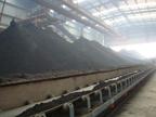 煅烧过程煤矸石的反应