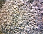 金刚石节块性能对石灰岩的框架锯锯切力的影响锯切力