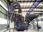 沙石磨粉機讓黃沙泥沙等材料的運用更加廣泛