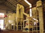 高压悬辊磨粉机功率与环保节能的结合