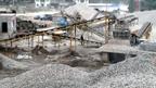 玄武岩破碎生产线的实际生产工艺