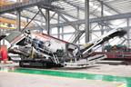 怎样选择亚洲非常大的半移动式破碎站设备