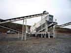 上海组合移动式破碎站在开矿过程中工作效率的分析