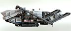 建筑垃圾处理移动式破碎站的优势和生产工艺流程