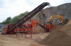 丹東洗砂設備成功占領洗沙機市場的原因