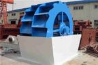 洗沙機械設備借建筑行業東風發展勢頭強勁