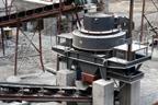 鹅卵石制砂机给制砂生产线企业带来极大方便