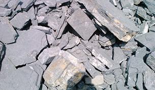 磷矿石图片