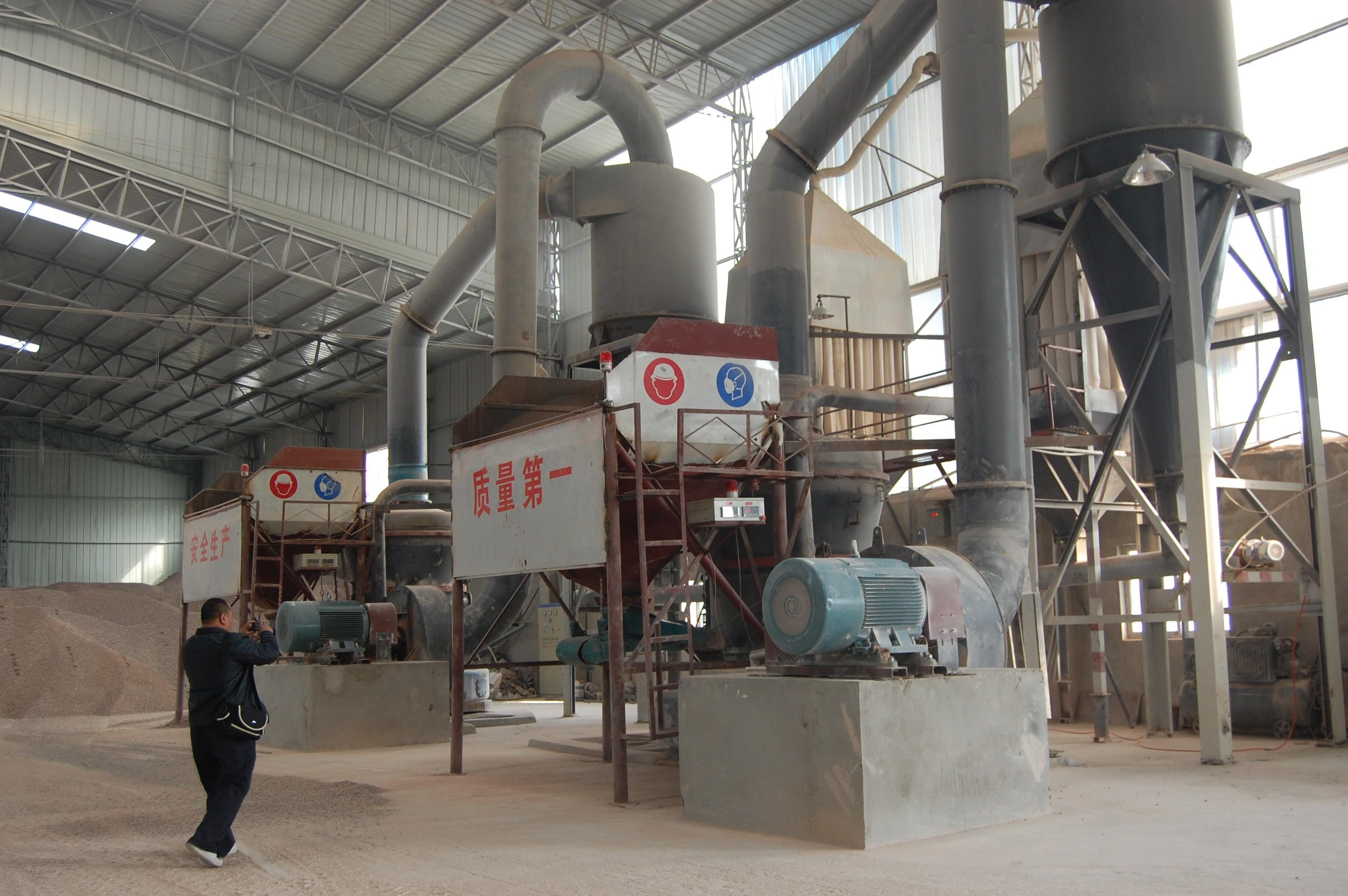 石灰石电厂脱硫生产线介绍