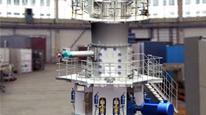 LUM超细立式磨粉机图片